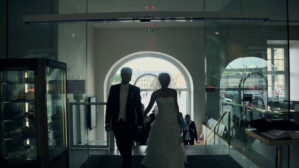 Hochzeitsvideo in Würzburg. Tina + Markus