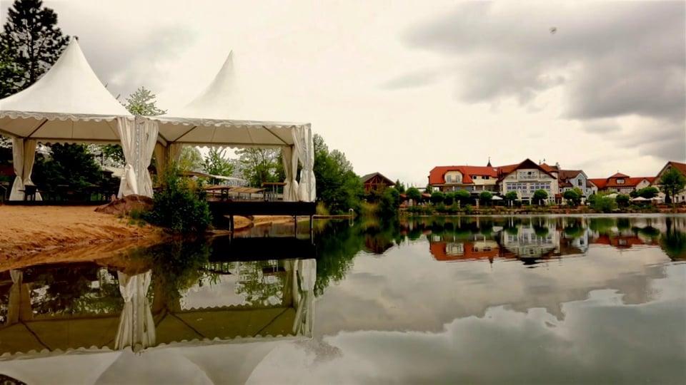 Sabrina + Christian | Hochzeit im Seehotel Niedernberg, bei Aschaffenburg