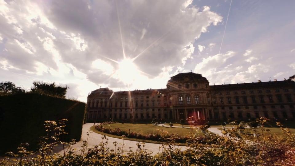 Hochzeitsvideo Würzburg, Residenz | Steffi + Benni