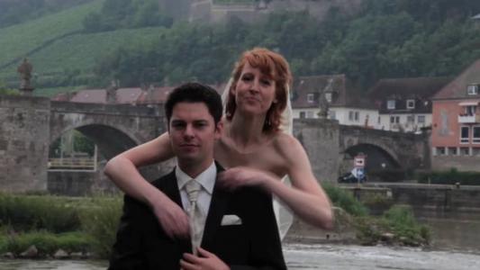 Hochzeitsfilm von Melanie & Bastian