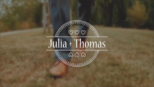 Hochzeitsvideo Freihof Prichsenstadt | Julia+Thomas