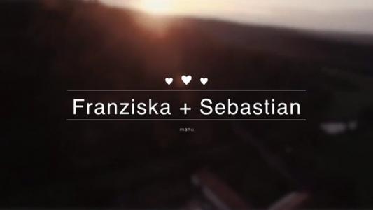 Hochzeitsvideo Kloster Bronnbach | Franziska Sebastian