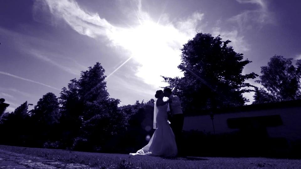 Hochzeitsfilm Schloss Ellingen - Brombachsee | Sabine + Martin
