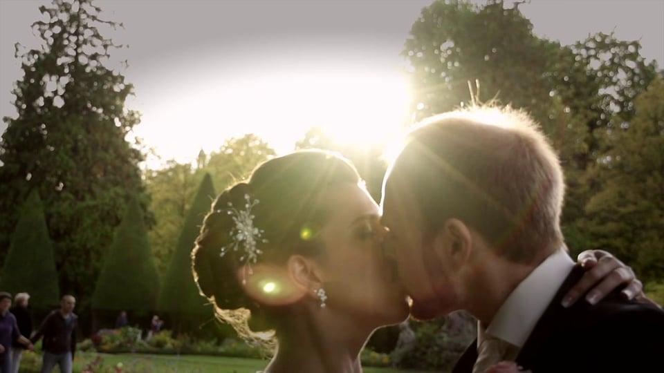 Brasilianisch-Schweizer Hochzeit in Würzburg | Graziela + Kai