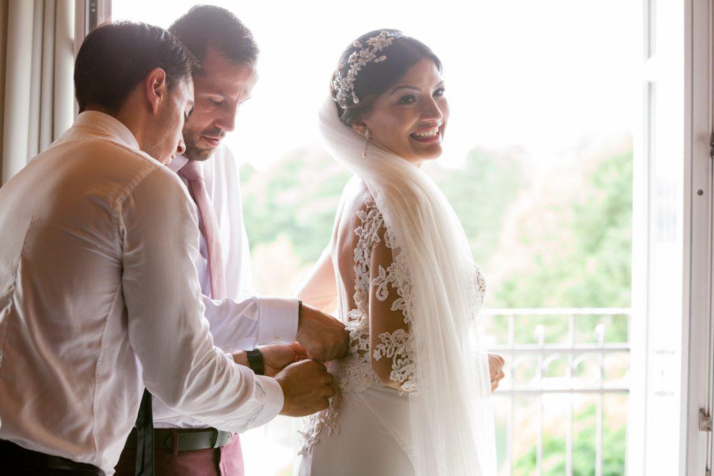 Hochzeitsfotografie Hotel Niedernberg