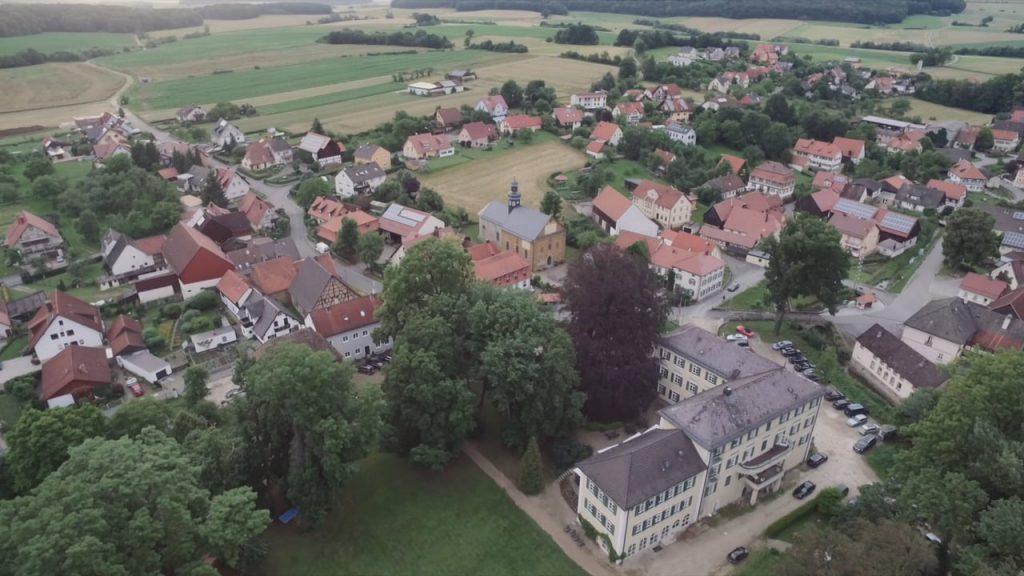 Hochzeitsvideo Bamberg | Schloss Burgellern