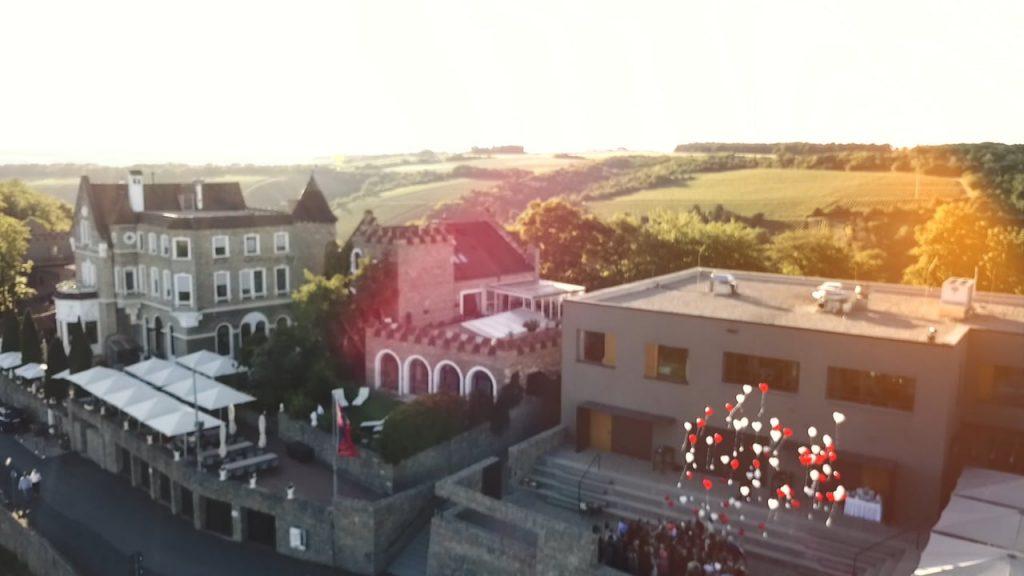 Hochzeit im Schlosshotel Steinburg | Highlightfilm Katharina + Stephan