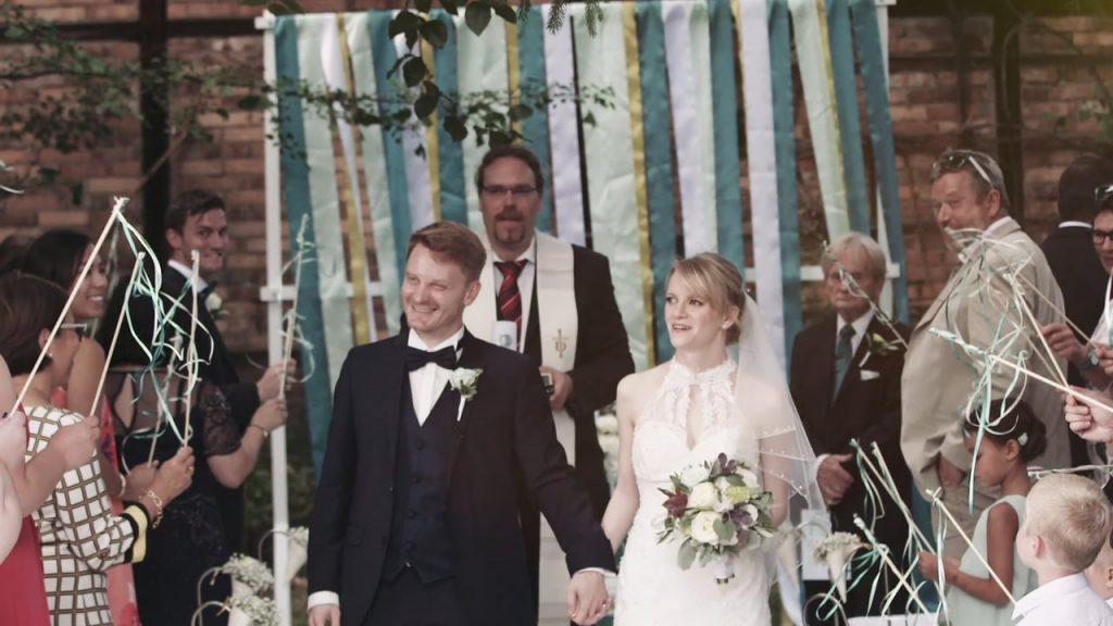 Hochzeitsfilm Nürnberg | Highlights Miriam+Fabian